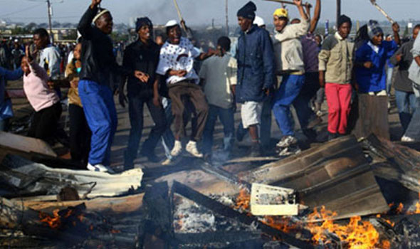 Seven Ghanaians & Foreigners Killed In South Africa In